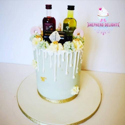White Chocolate Wedding Cake Chocolate Birthday Cake