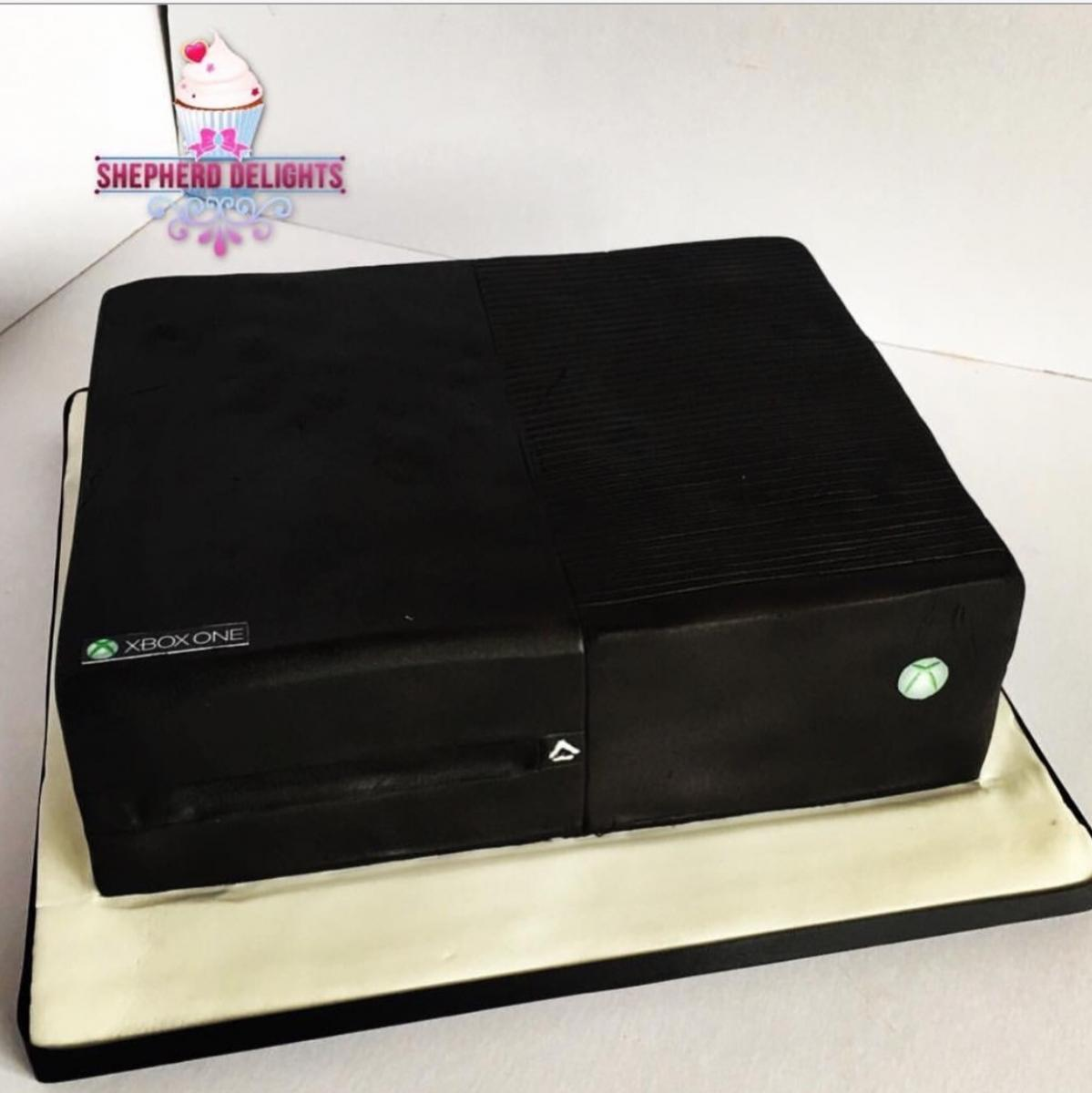 Xbox One Cake Birthday Childrens Novelty Cakes